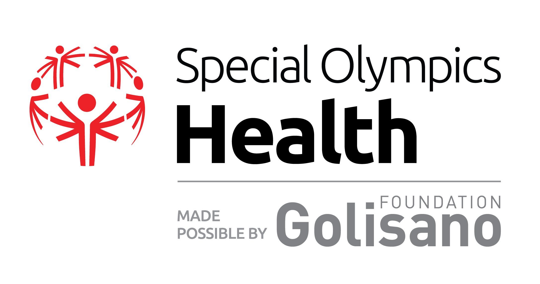 Special Olympics Health made possible by the Golisano Foundation