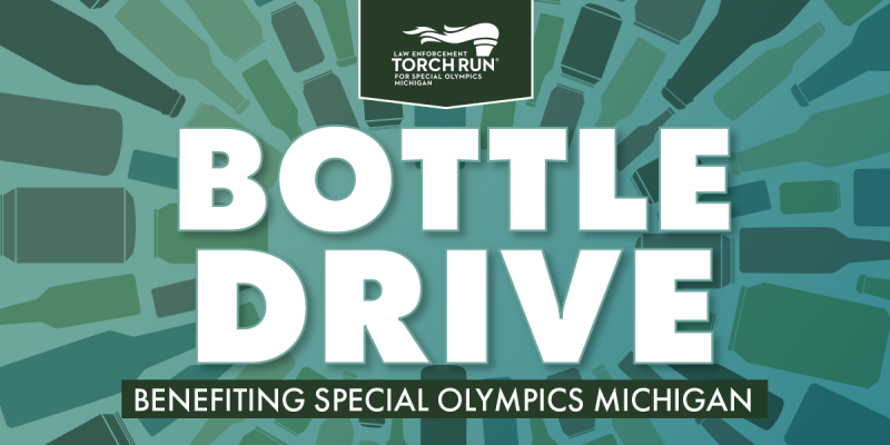 Law Enforcement Torch Run Bottle Drive