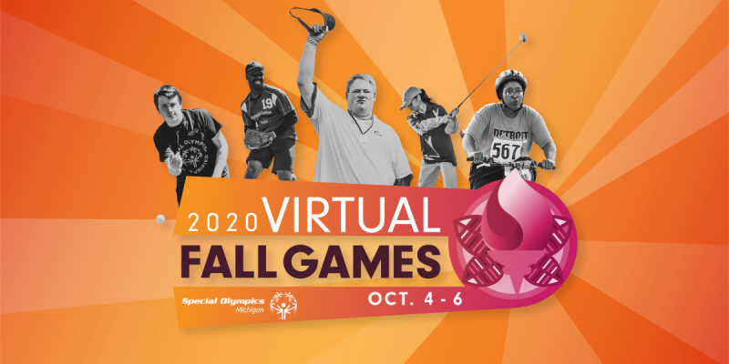 Virtual Fall Games: October 4-6